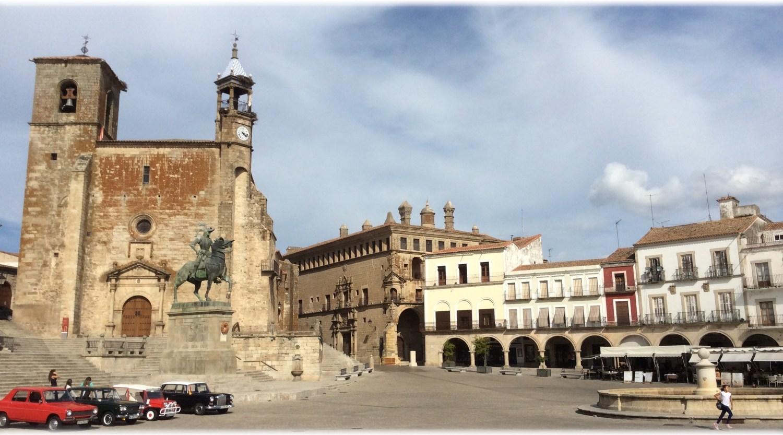 Plaza Mayor de Trujillo-2