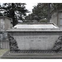 Tumba de Laureano Gómez