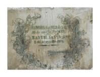 Tumba de Manuel Laverde G