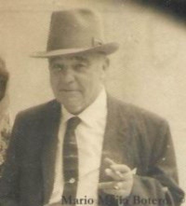 Mario Mejía Botero