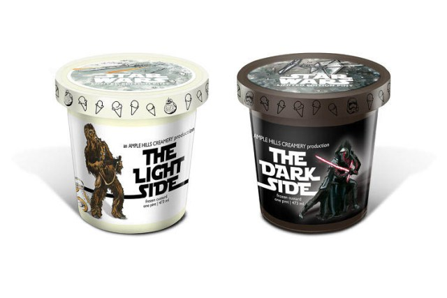 anamariapopa.com blog post star wars ice cream light side dark side