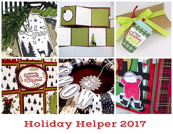 Just Stamp | Holiday Help 2017