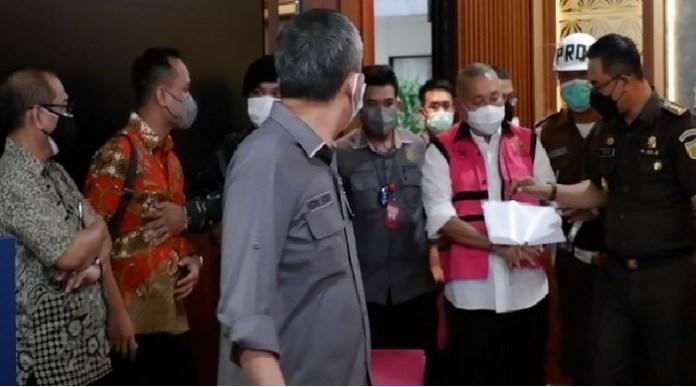 Kejagung Sebut Alex Noerdin Perintahkan Cairkan Tanpa Proposal Dana Hibah Masjid Sriwijaya