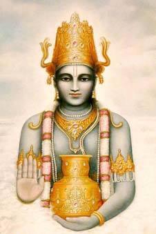 Panchakarma dia 9_Dhanvantari