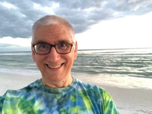 Carl-on-beach