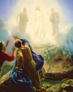 "Carl Heinrich Bloch, ""The Transfiguration"" c. 1865"
