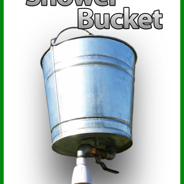Homestead Shower Bucket American Made An American Homestead Living Off Grid In The Ozark