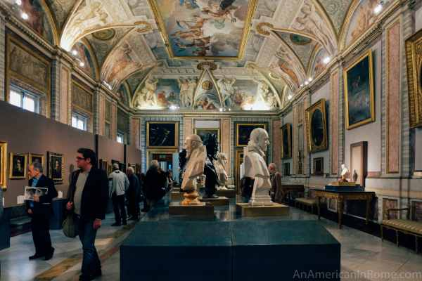 Art Museums In Rome - American