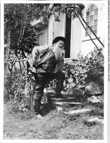 """Joaquin Miller: """"Poet of the Sierras,"""" Wild West Adventurer, and Raconteur"""