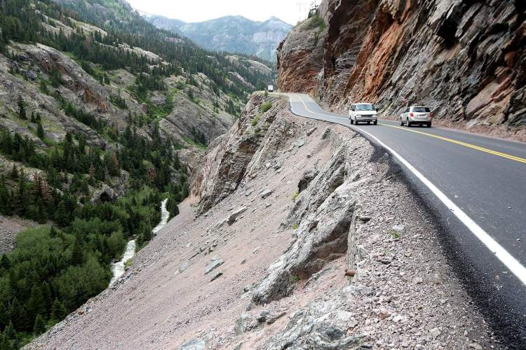 Scary Roads We Love to Hate
