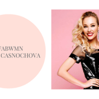 #FABWMN - MARIKA CASNOCHOVA, THE FOUNDER OF M MAGAZIN
