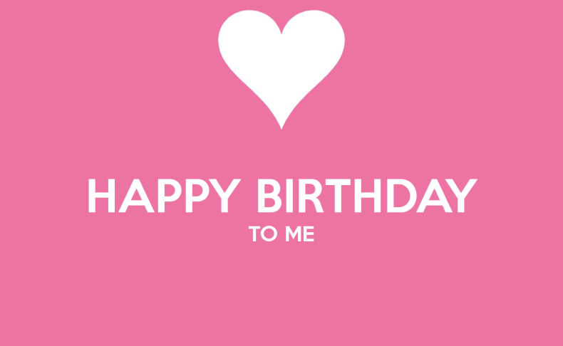 Happy Birthday To Me HD Wallpapers