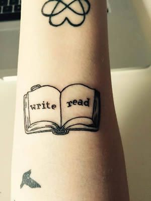 best-tattoo-designs-for-writers-authors