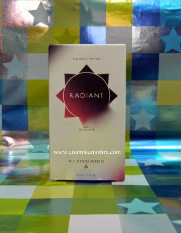 Review: All Good Scents Radiant For Women EDT