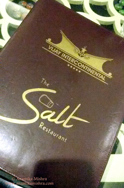 The Salt, Kanpur -Restaurant Review