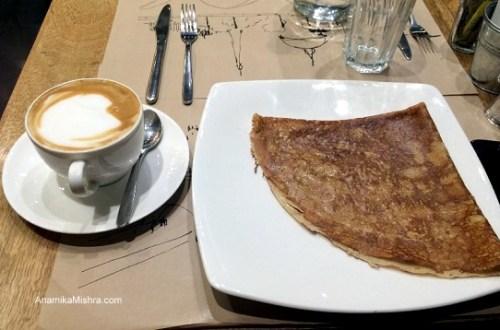 Suzette French Cafe, Powai, Mumbai - Review