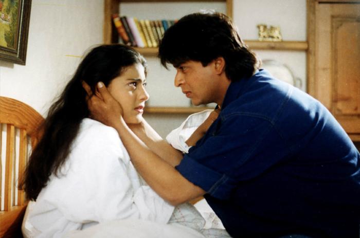 Shah Rukh Khan & Kajol