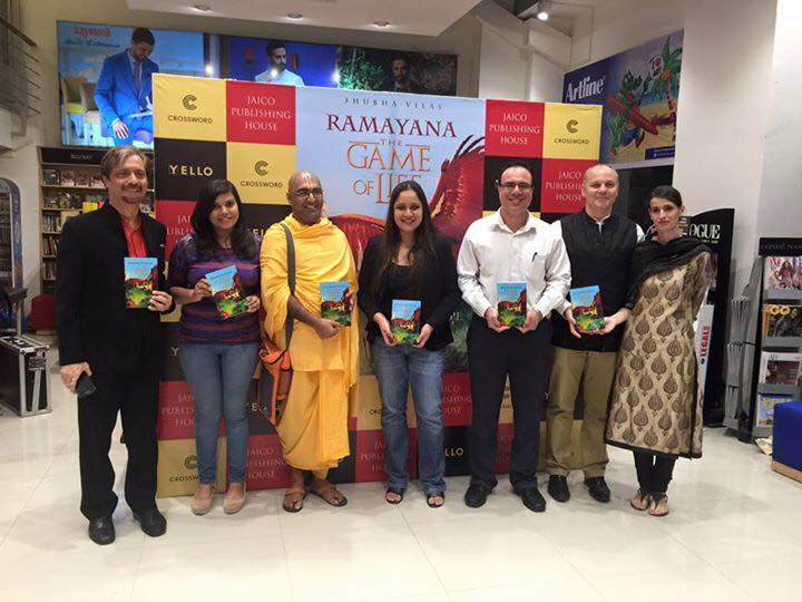 Launch Of Ramayana, The Game Of Life Book 3