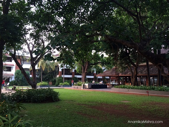 Alila Diwa Luxury Resort, Goa Resort Review