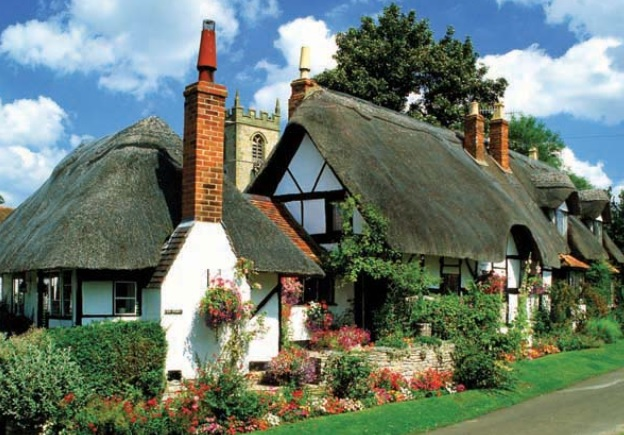 4 English Countryside Cottages That Are Too Beautiful To Handle