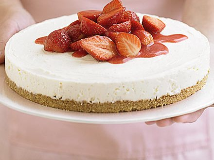 No-Bake Cheese Cake Recipe