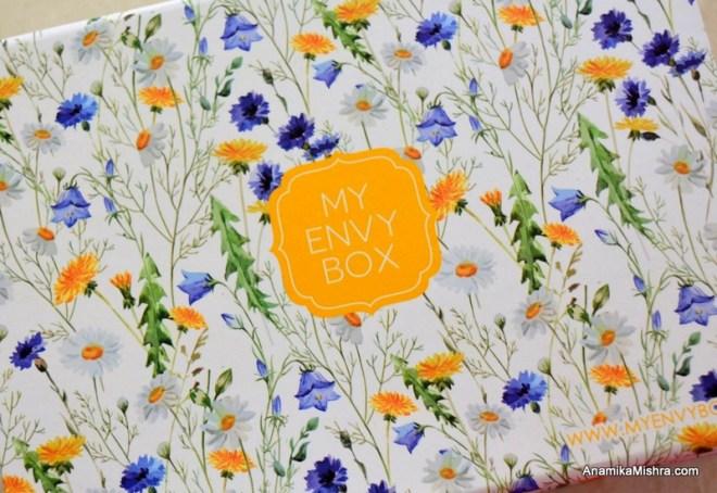 My Envy Box Review June 2016