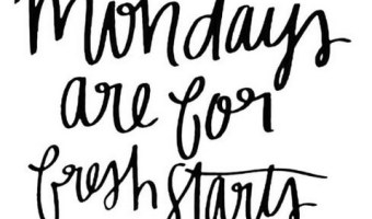 Monday Motivation For You + Livon Giveaway Winner Announcement