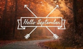 Hello September! Be Good To All :) + Giveaway Winners