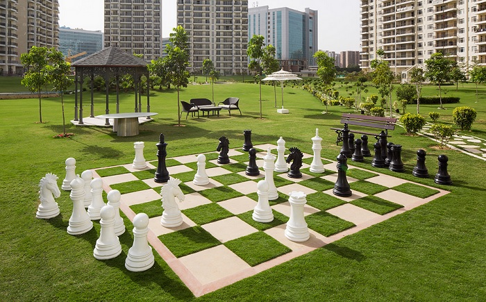 Central Park Resorts, Gurgaon