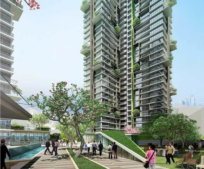 Serein - India's First Wellness Housing Project, Your New Centre Of Luxury