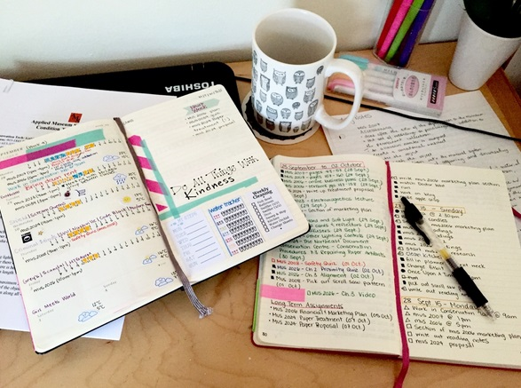 Tips To Use Your 2017 Planner More effectively