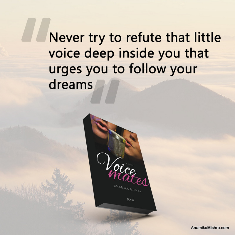 Inspiring Quotes From VoiceMates