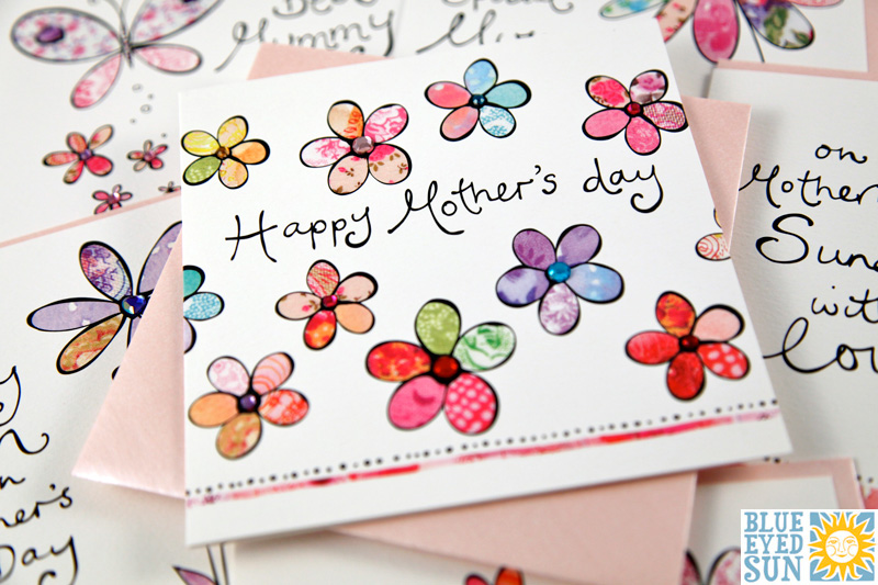 beautiful handmade greeting cards for mother's day ⋆