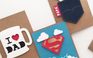Father's Day Greeting Card Ideas