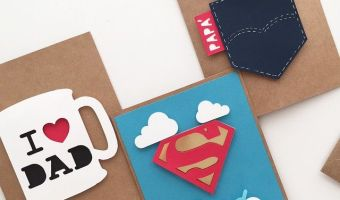 9+ Handmade Father's Day Greeting Card Ideas
