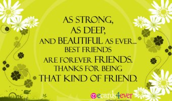 10+ Prettiest Friendship Day eCards Collection For You