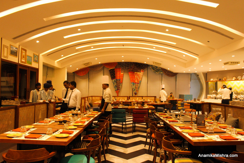 The Caravan Menu Thane West Restaurant Review