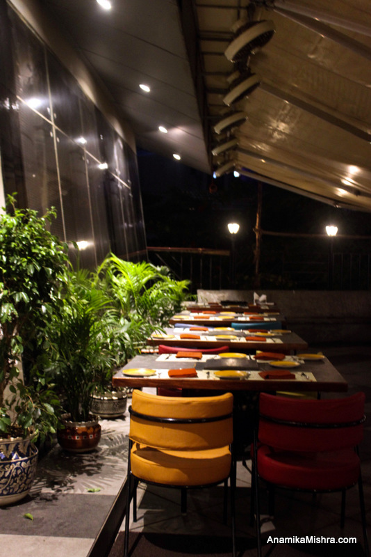 The Caravan Menu, Thane West - Restaurant Review