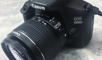 New Vlog Alert: Unboxing My New Canon 1300D