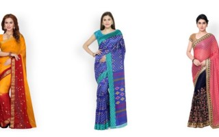 9 Easy Tips To Drape A Saree To Look Tall Without Heels