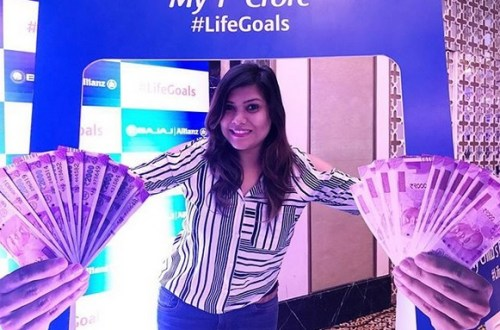 Achieve Your #LifeGoals With Smart Investment Ft. Bajaj Allianz Life
