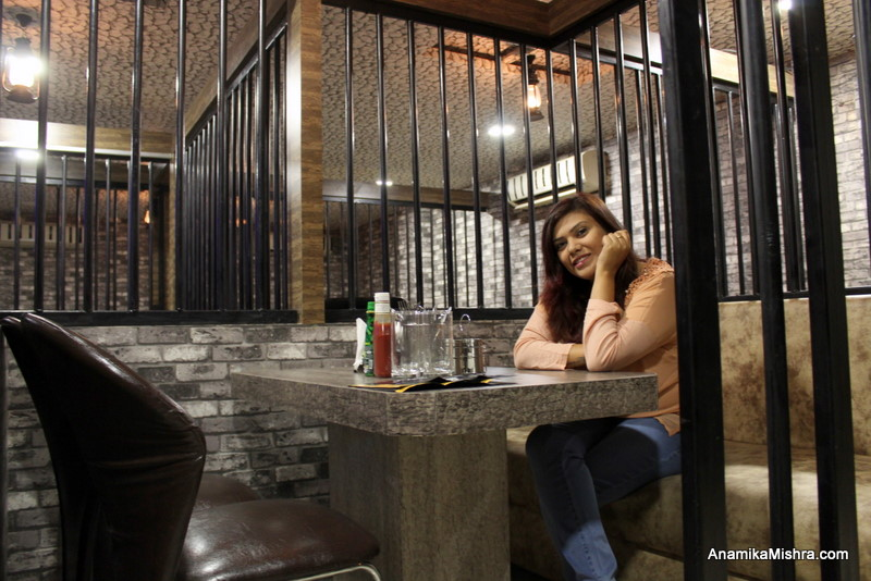 Barracks, A Jail-Themed Restaurant