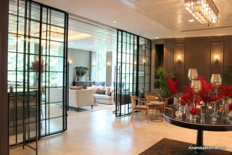 Oriental Residence, Bangkok