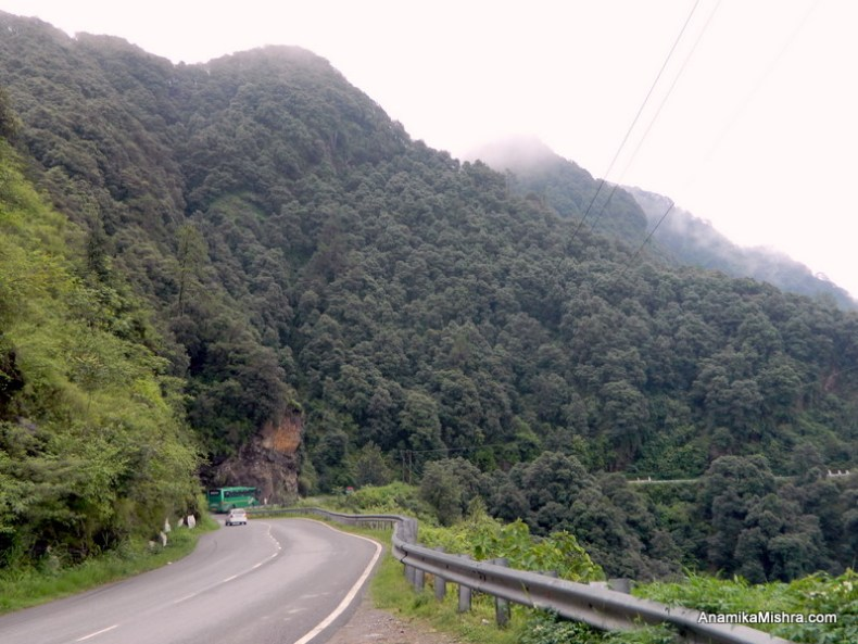A RoadTrip From Chandigarh To Shimla