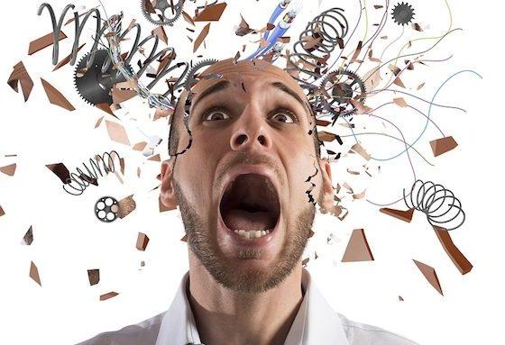 maior risco de ter stress