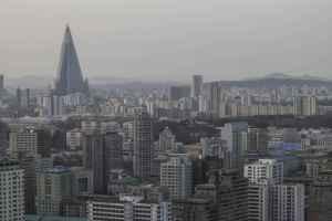 1. الأميركيين غير مسموح بهم في كوريا الشمالية