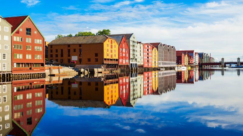 كم يبلغ الناتج المحلي الإجمالي لدولة النرويج
