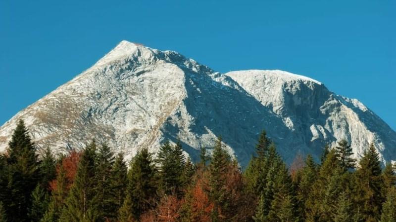 أعلى 10 جبال في المانيا