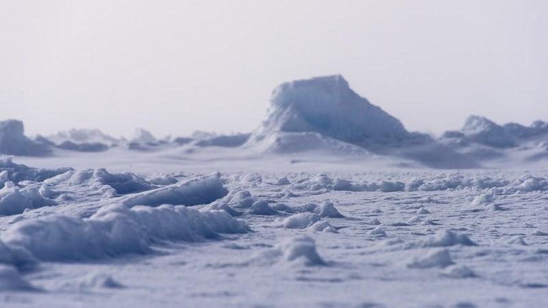 في اي قارة يقع القطب الشمالي