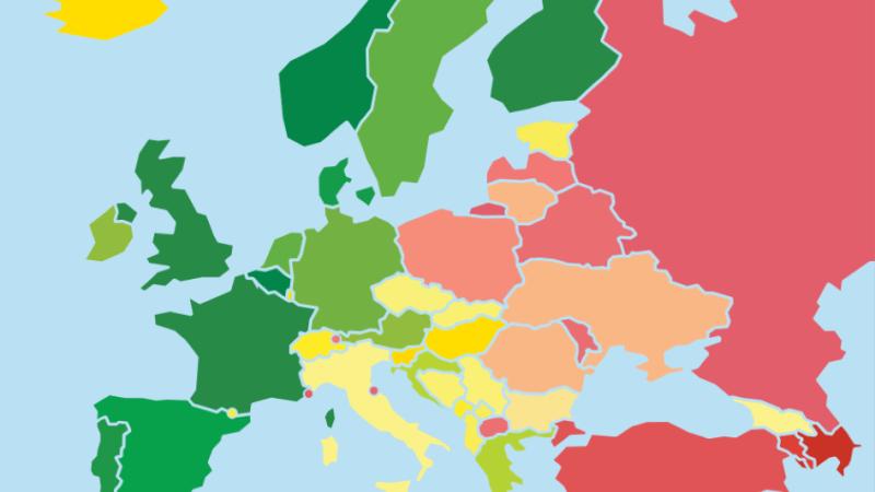 جميع دول أوروبا الغربية اسم جميع الدول في منطقة اوروبا الغربية انا مسافر